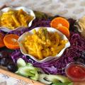 フライパンだけでOK!カボチャでマカロニ&チーズのレシピ  #アメリカ料理  #世界のパーティー編  #スパイスアンバサダー