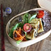 簡単おかずの鶏むね肉とエリンギの柚子胡椒炒め弁当レシピ!詰め方も合わせて紹介