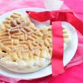 バレンタインにラブマシュチョコピザ by ショコラさん