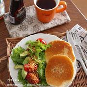 朝ごはん*ホットケーキで朝ごはん、クリスマスツリーどうする?朝時間.jpおすすめ記事