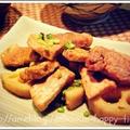 柚子こしょうで豚肉炒め by PROUDさん