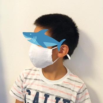 10年以上前のアレでマスク