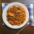 鰯と大豆のトマト煮で風邪退治!? by KOICHIさん