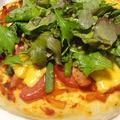 低コストで外食気分!おうちで本格ピザ♪ by saoriさん