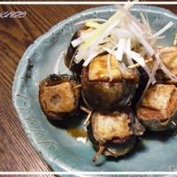 秋刀魚の高野豆腐巻き★おうちおつまみ