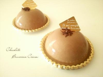 チョコレートババロア