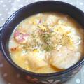 スペイン風ニンニクのスープ
