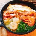 創味シャンタンde海老塩シャンタン鍋
