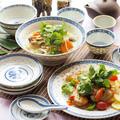 牛スジの下処理の仕方 牛スジスープのフォーと魚と野菜のエスニック炒め by きゃさりん@福岡さん