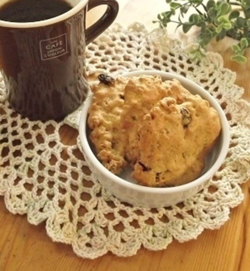 入れるだけでザクザク食感!グラノーラを使ってクッキーを作ろう♪