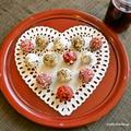 【ベリーブランデーボール トリュフみたいなキューとなお菓子】5分で作れるトリュフ?! by Little Darling (佐々木 美恵)さん