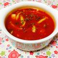 トマトとトマトスープ♪