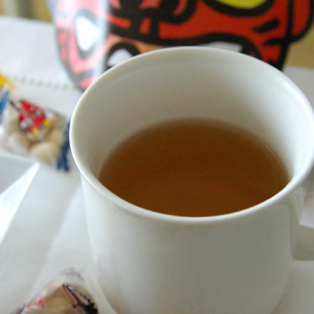 節分の豆まきと、さつま芋のケーキ : まんが日本昔ばなし「節分の鬼」