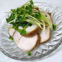 紅茶の煮鶏