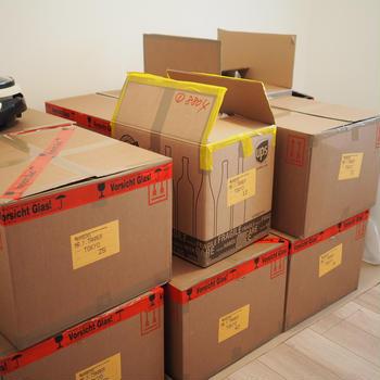 【ドイツからの本帰国準備】船便合わせて何箱?IKEAの家具の引っ越しは可能?