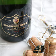 南アフリカのスパークリングワイン*キャップクラシック
