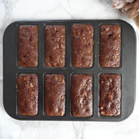 【GABAN Recipe】チョコレートフィナンシェ