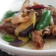 白ご飯のおかず♡豚バラ茄子のオイスターソース炒め by ceoulさん