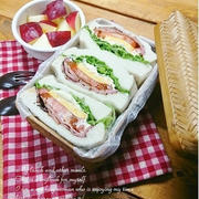 11.21 BLTEサンド弁当&「祝日と祭日」