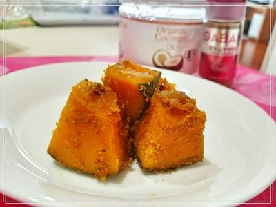 【スパイス大使♡ガラムマサラ:蒸しかぼちゃのココスパイス風味】基本の蒸し方をチェック♪