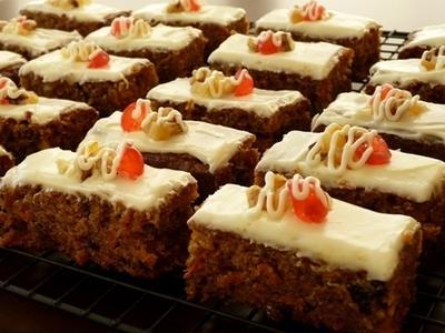 キャロットケーキの絶品6レシピ!簡単に焼ける炊飯器バージョンも!