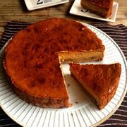 【簡単!!】バレンタインに*濃厚キャラメルナッツチーズケーキ