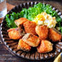 ♡揚げない&衣付けなし♡鮭のマヨパン粉焼き♡【#簡単レシピ#魚#フライ風】