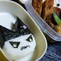 くろまめっちキャラおにぎり♪   幼稚園児のお弁当(キッチンラボ)        映画のロケ