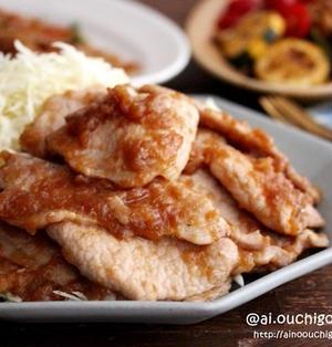 【レシピ】たっぷりオニオンソースのご飯がすすみすぎる!定食屋さんの生姜焼き♡