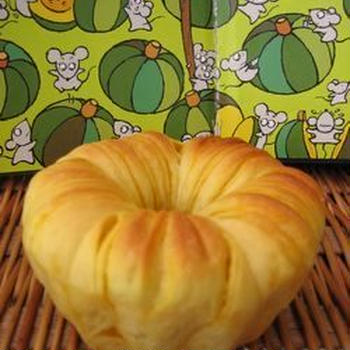 かぼちゃパン