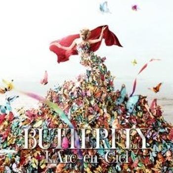 Newアルバム 「BUTTERFLY」