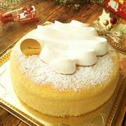 スフレチーズケーキ《18cm ver.》