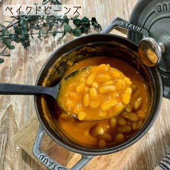 イングリッシュブレックファスト☆ベイクドビーンズ♡【#簡単レシピ#世界の朝ごはん】