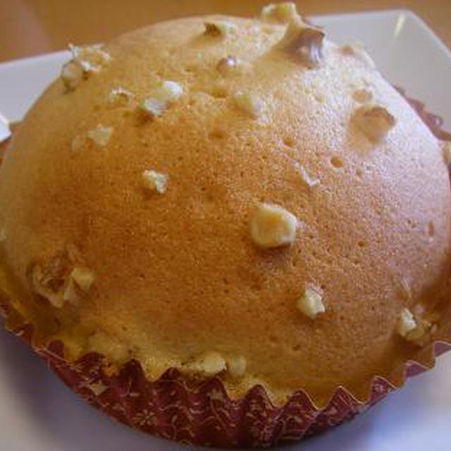 クオカの食パンミックスで「くるみの北欧パン」