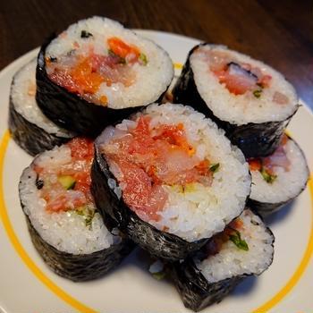 海鮮巻き 巻き寿司初挑戦にも最適