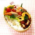 8・5 鮭弁当~♪ by ささっちさん