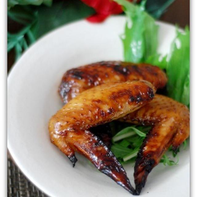 【ウレシピセット】鶏手羽先のバーベキューチキン