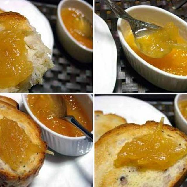 レモン&りんごのジャム<レシピ>