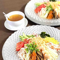 冷やし中華のタレ