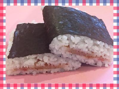 山芋梅肉海苔サン