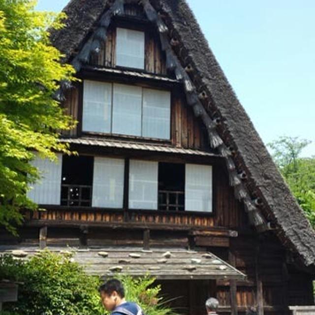 川崎市の日本民家園へ