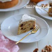水切りヨーグルトのシュリカンドケーキ