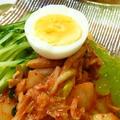 熱い夏を吹っ飛ばせ!韓国料理ビビン素麺♪ by nukunukuさん
