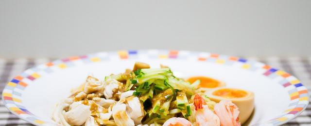 マンネリ解消!「ごまだれ冷やし中華」のおすすめレシピ