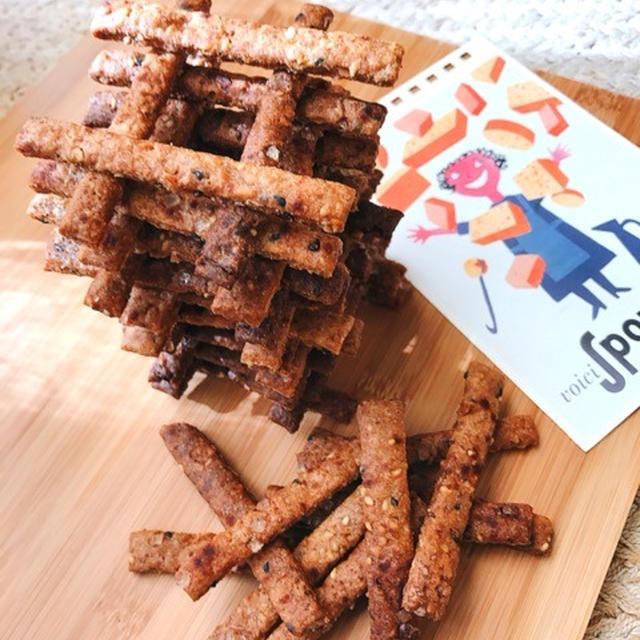 ホップ種 ストレート芋けんぴクッキー