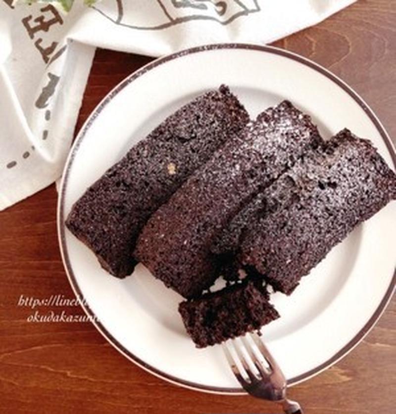 ホットケーキミックス×レンジで♪お手軽チョコレートケーキレシピ
