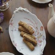 米粉クッキーと紅茶でほっとひと息 & 素敵なアンティーク♪
