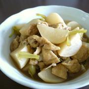 【レシピ動画】かぶと油揚げの煮物♪&【掲載】レシピブログさんの「今日のイチオシ!」♪
