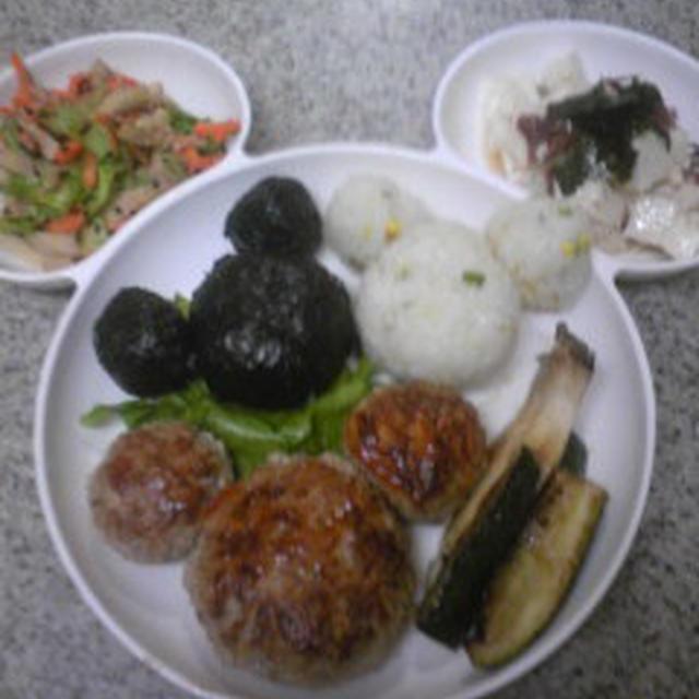 お泊まりご飯♪ ~高野豆腐メニュー~