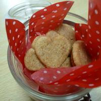 ポリ袋を使ってメープルシナモンクッキー